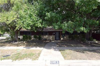 Killeen Single Family Home For Sale: 1129 Chippendale Dr