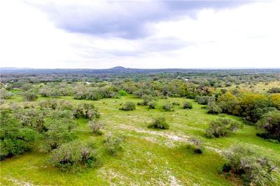 Blanco Residential Lots & Land For Sale: Brushy Top Trl
