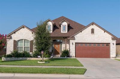 Harker Heights Single Family Home For Sale: 3381 Vineyard Trl