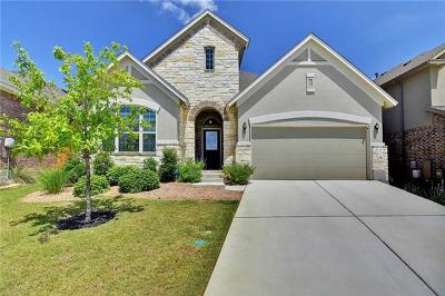Austin Single Family Home For Sale: 5512 Brady Bayou Cv