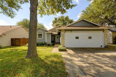 Travis County Single Family Home For Sale: 4605 Ganymede Dr