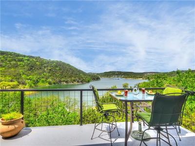 Lake Travis Single Family Home For Sale: 13399 Bullick Hollow Rd