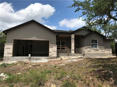 Lago Vista Single Family Home Pending - Taking Backups: 21110 Nimitz Ave