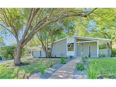 Austin Single Family Home For Sale: 1303 Berkshire Dr