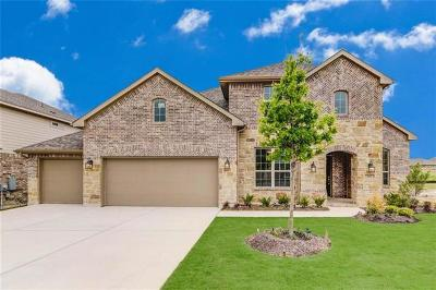 Round Rock Single Family Home For Sale: 3112 Margarita Loop Loop