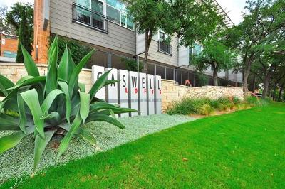 Condo/Townhouse Pending - Taking Backups: 2205 N Lamar Blvd #122