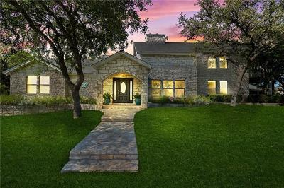 Dripping Springs TX Single Family Home For Sale: $775,000