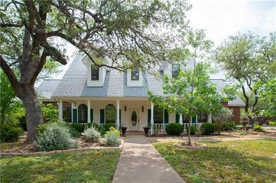 Wimberley Single Family Home For Sale: 2301 River Rd