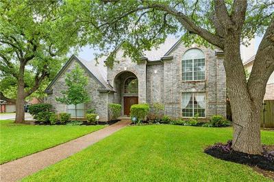 Austin Single Family Home For Sale: 10807 Redmond Rd