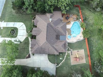 Bastrop Single Family Home For Sale: 110 Valley View Dr