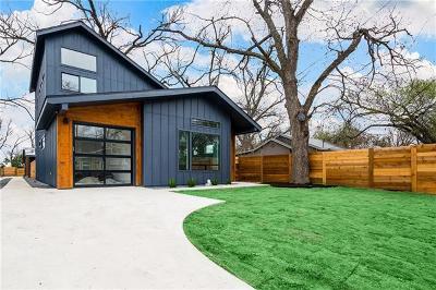 Single Family Home For Sale: 1123 1/2 Gunter St #1