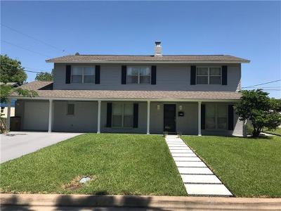 Single Family Home For Sale: 7501 Daugherty St