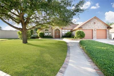 New Braunfels Single Family Home For Sale: 2250 Providence Pl