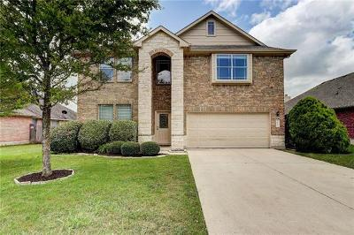 Pflugerville Single Family Home For Sale: 18604 Royal Pointe Dr