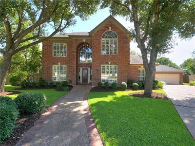 Austin Single Family Home For Sale: 5116 Kite Tail Dr