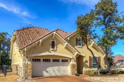 Single Family Home Pending - Taking Backups: 8924 Villa Norte Dr