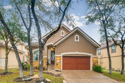 Steiner Ranch Single Family Home Pending - Taking Backups: 12208 Fairway Cv