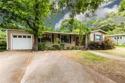 Travis County Single Family Home For Sale: 2614 W 49th St