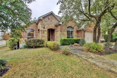 Cedar Park Single Family Home For Sale: 1301 Terrace View Dr