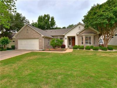 Georgetown TX Single Family Home Pending: $337,000