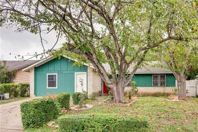 Travis County Single Family Home For Sale: 7009 Colony Park Dr