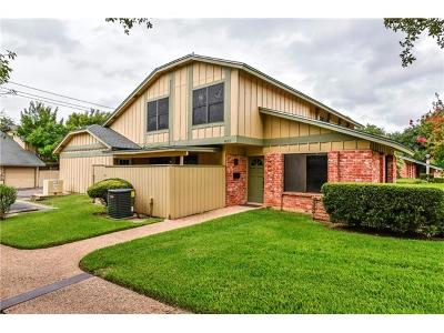 Austin Condo/Townhouse Pending: 9625 Covey Ridge Ln