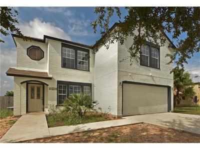 Kyle Single Family Home For Sale: 3000 Ridgemont Ln