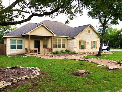 Wimberley Single Family Home For Sale: 3 Wide Canyon Ct