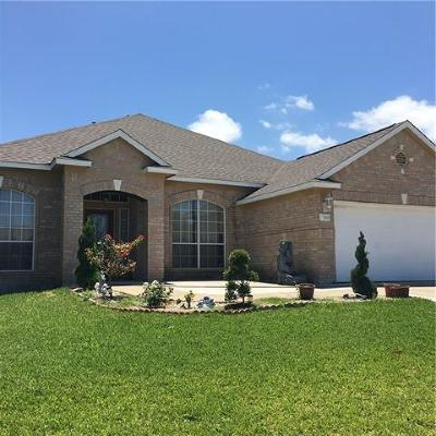 Round Rock Single Family Home For Sale: 1601 Belvedere Pl