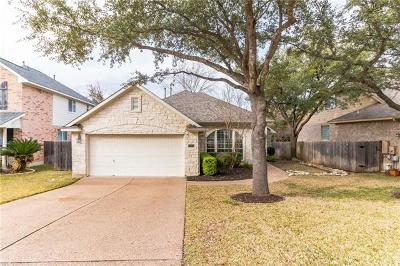 Austin Single Family Home Pending - Taking Backups: 12824 Majestic Oaks Dr