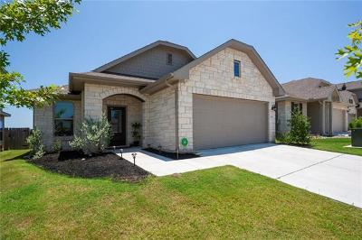 Pflugerville Single Family Home For Sale: 13905 Cantata Ln