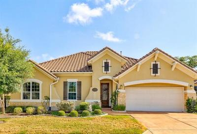 Single Family Home For Sale: 9105 Villa Norte Dr #VH16