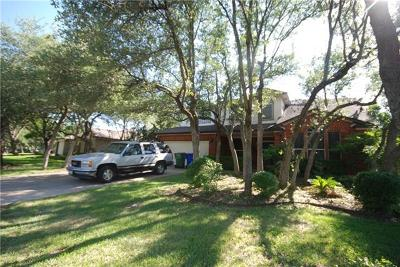 Cedar Park Single Family Home For Sale: 1305 Machado Rd