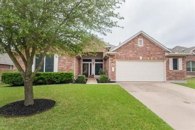 Pflugerville Single Family Home For Sale: 2929 Cajuiles Dr
