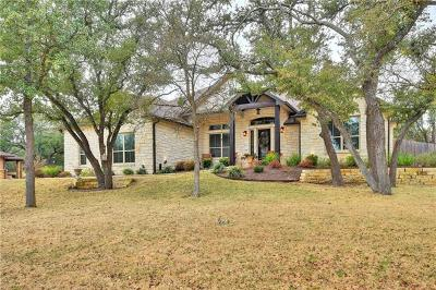 Salado Single Family Home Pending - Taking Backups: 2314 Woodland Bend Rd