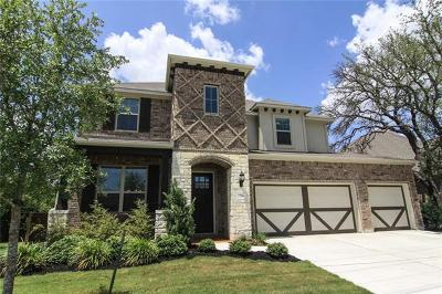 Leander Single Family Home For Sale: 736 Heritage Grove Rd