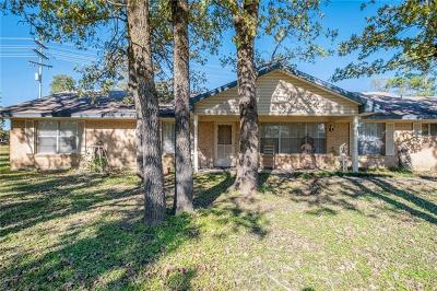 Cedar Creek Single Family Home For Sale: 178 Blue Flame Rd