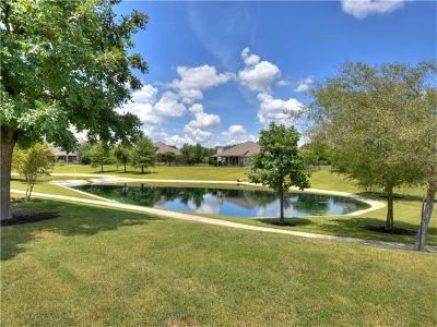 Pflugerville Single Family Home Active Contingent: 2816 Misty Shore Ln