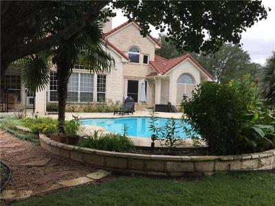 Travis County Single Family Home For Sale: 10 Hedgebrook Way