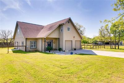 Cedar Creek Single Family Home For Sale: 111 Watts Ln