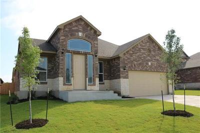Pflugerville Single Family Home For Sale: 17212 Brittle Ln