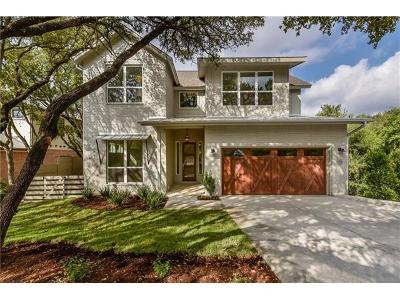 Travis County Single Family Home For Sale: 2704 Rollingwood Dr