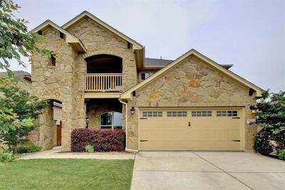 Georgetown Single Family Home Pending - Taking Backups: 5143 Scenic Lake Dr