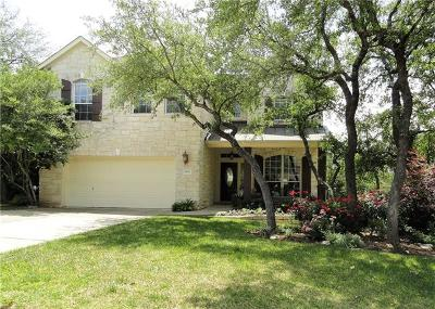 Austin Single Family Home For Sale: 2819 Grimes Ranch Rd