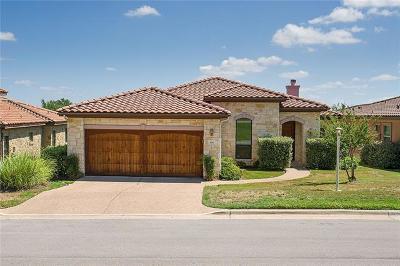 Lakeway Single Family Home Pending - Taking Backups: 104 Cedar Glen Cv