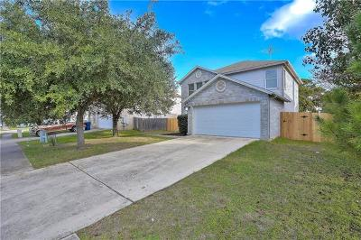 Leander Single Family Home For Sale: 2202 Cottontail Dr