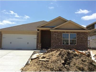 Leander Single Family Home For Sale: 1032 Hillrose