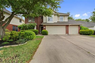 Austin Single Family Home For Sale: 11200 Brista Way