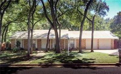 Hays County, Travis County, Williamson County Single Family Home For Sale: 2007 Mimosa Dr