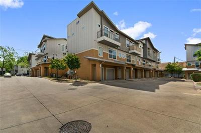Austin TX Condo/Townhouse For Sale: $405,000